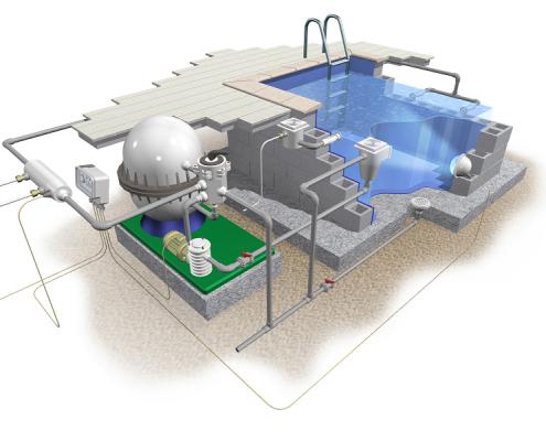 équipements piscine toulouse et gers